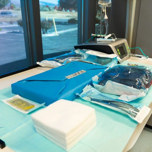 CVOS implant procedure-3